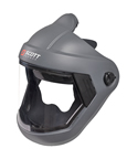PAPR helmet hood for scott safety powered air purifying respirator