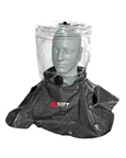 360 full vision hood for scott safety powered air purifying respirator PAPR