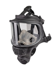 Powered air purifying respirator with full face PAPR mask