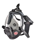 Scott Safety full face PAPR mask