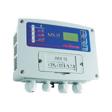 Fixed gas detection controller MX15