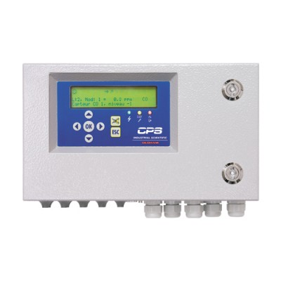 Fixed gas detection controller CPS
