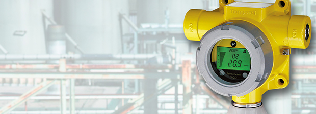 Fixed gas detectors and full fixed gas detection systems (transmitters & controllers)