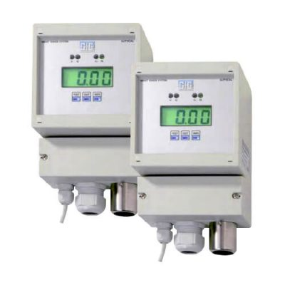Oxygen gas detection controller for oxygen levels monitoring