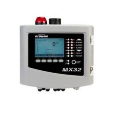 Oldham digital gas detection controller MX32N fro fixed systems