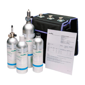 Calibration gas and bump test gas cylinder from Air Products