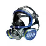 Gas mask vs PAPR respirator