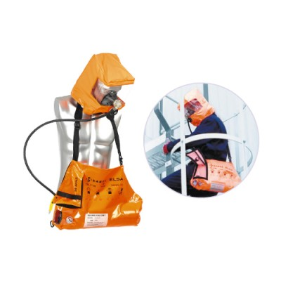 Self-contained breathing apparatus ELSA