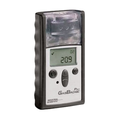 Portable gas detector GasBadge Pro