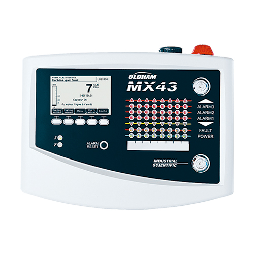 Fixed gas detection controller MX43