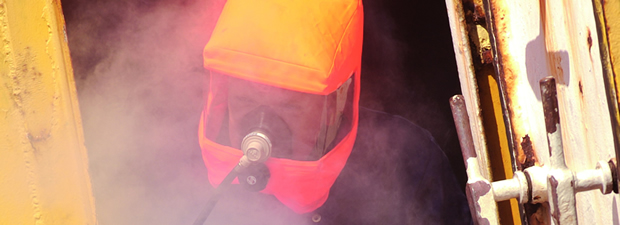 Emergency escape breathing device EEBD and Self-rescuer for emergency situations in toxic or low oxygen environment