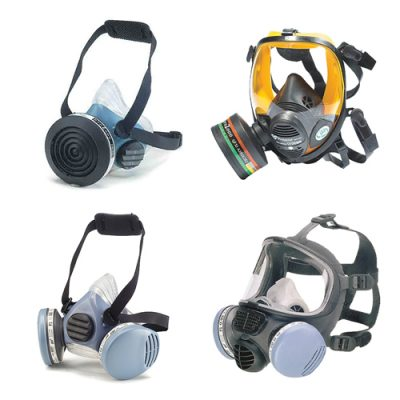 Respiratory protection Level 1 negative pressure devices