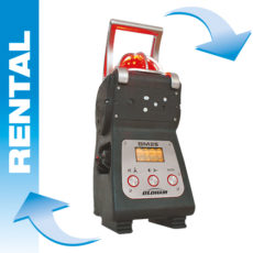 Area monitor rental