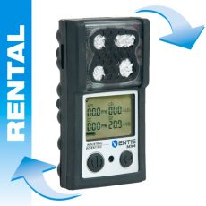 MX4-Ventis portable gas detector rental