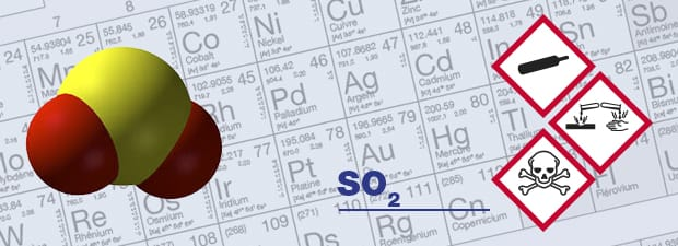 SO2 detector and sulfur dioxide respiratory protection for maximum safety