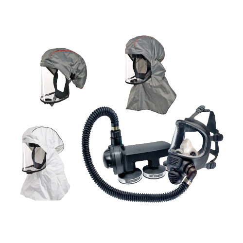 Powered air mask Proflow3 EX