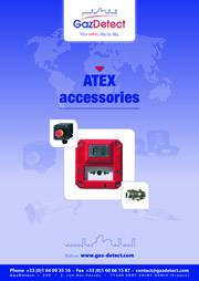 ATEX accessories catalogue