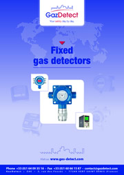 fixed gas detectors catalogue