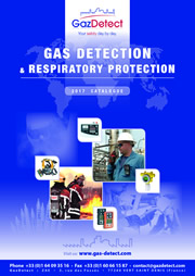 Gas detection and respiratory protection general catalogue