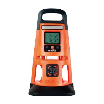 Industrial scientific area gas monitor Radius BZ1 for workers safety