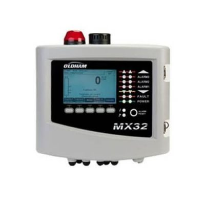 Oldham gas detection controller MX32N