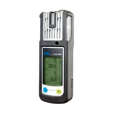 4 gas monitor: Drager portable multi gas detector for oxygen O2,CO, H2S, NO2, and SO2 monitoring