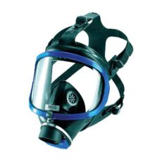 The X-plore 6300 full face respirator, a single filter gas mask by Dräger
