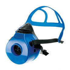 The X-plore 4700 half mask respirator, a comfortable single filter gas mask by Dräger
