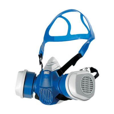 half mask respirator , dual cartridge gas mask Dräger X-plore 3300