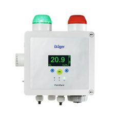 PointGard 2100 oxygen controller, monitoring device by Drager