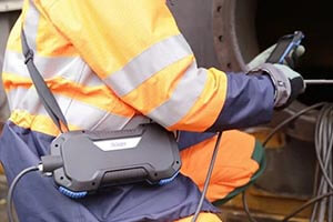 X-PID Dräger VOC detector: portable PID gas detector with gas chromatography