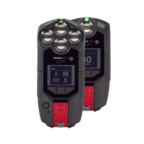 Personal alert safety system - G7C