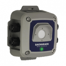 Fixed refrigerant gas detector - Bacharach MGS 410