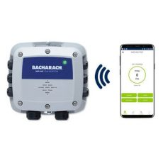 CO2 controller MGS-450 carbon dioxide standalone detector