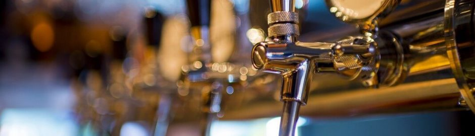 CO2 danger in bars and restaurants: carbon dioxide leak from beer and food-grade CO2 cylinders