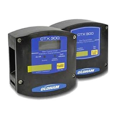 Oldham CTX 300 fixed gas detector