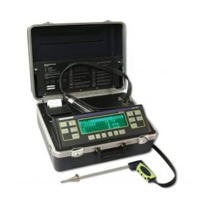 ECA 450 combustion analyzer by Bacharach
