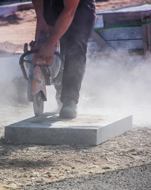 crystalline silica and respiratory protection against respirable dust